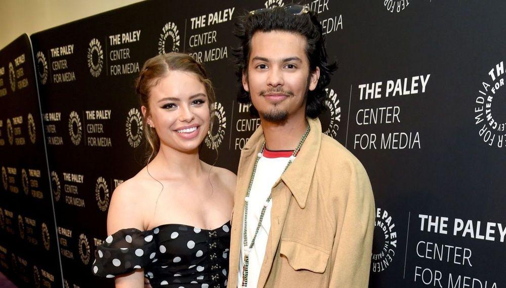 Hannah Kepple with Xolo Mariduena