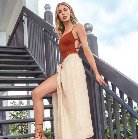 Hannah Margaret Selleck fashion shoot
