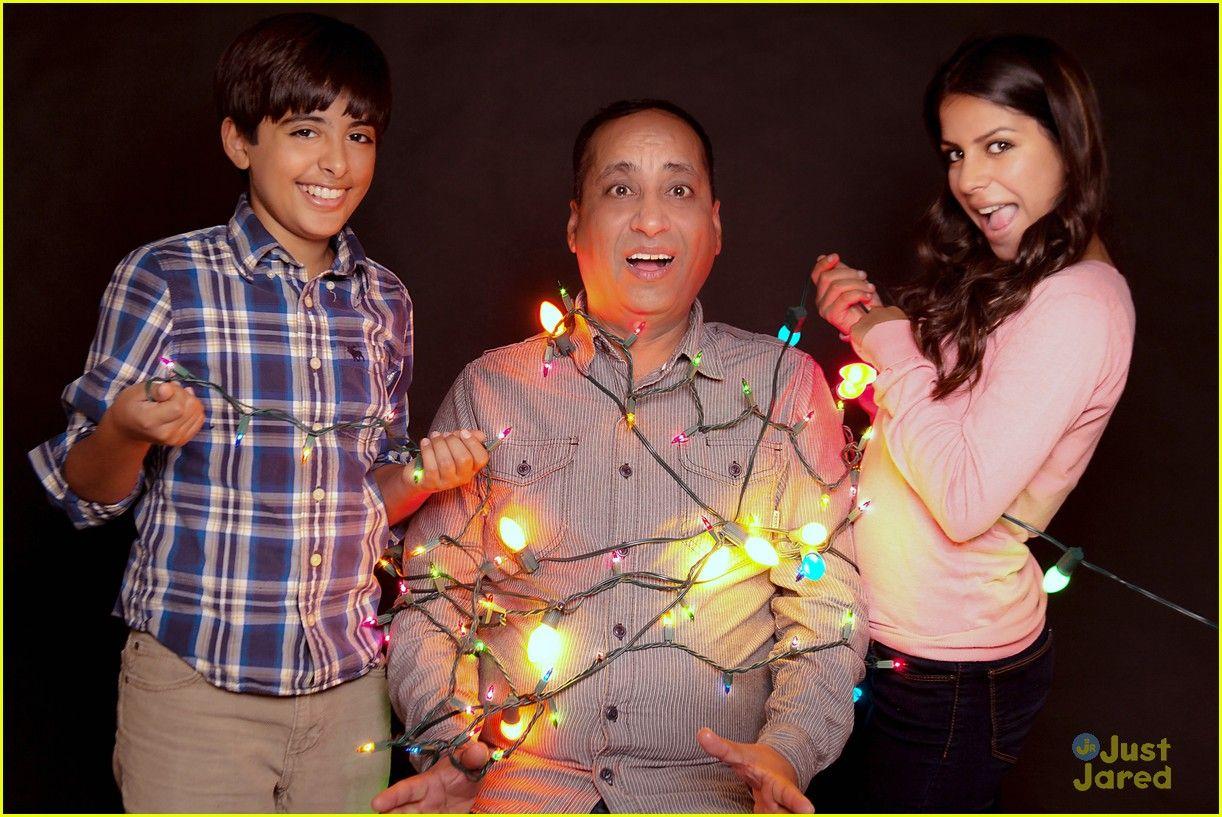 Karan Brar family