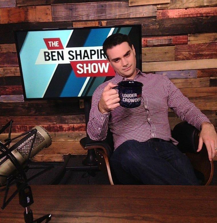 Ben Shapiro wife