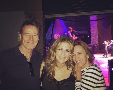 Robin Dearden family