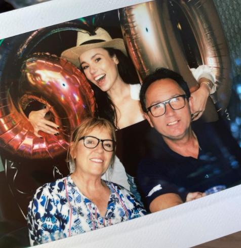 Gwen van Poorten familie