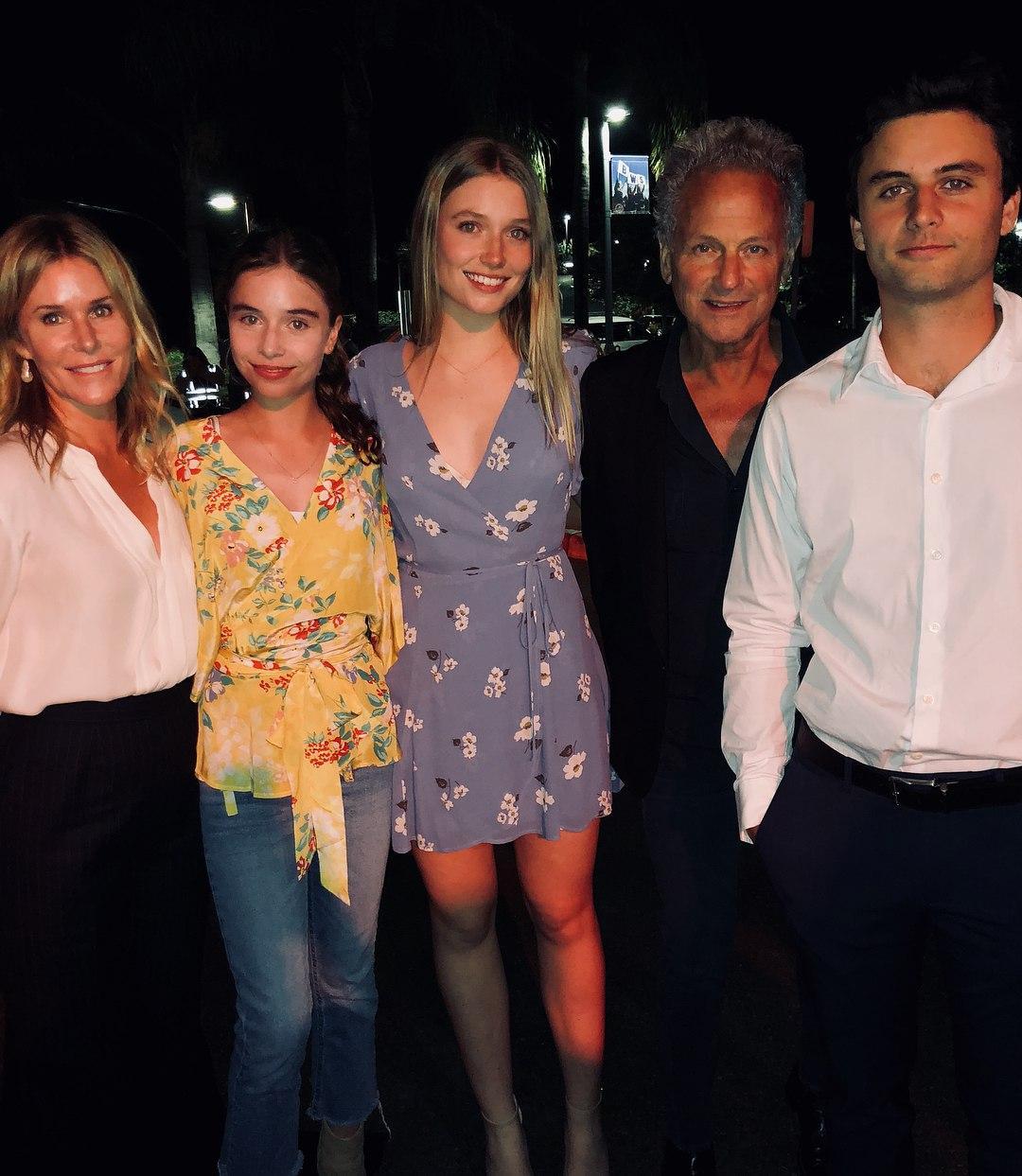 Kristen Buckingham family