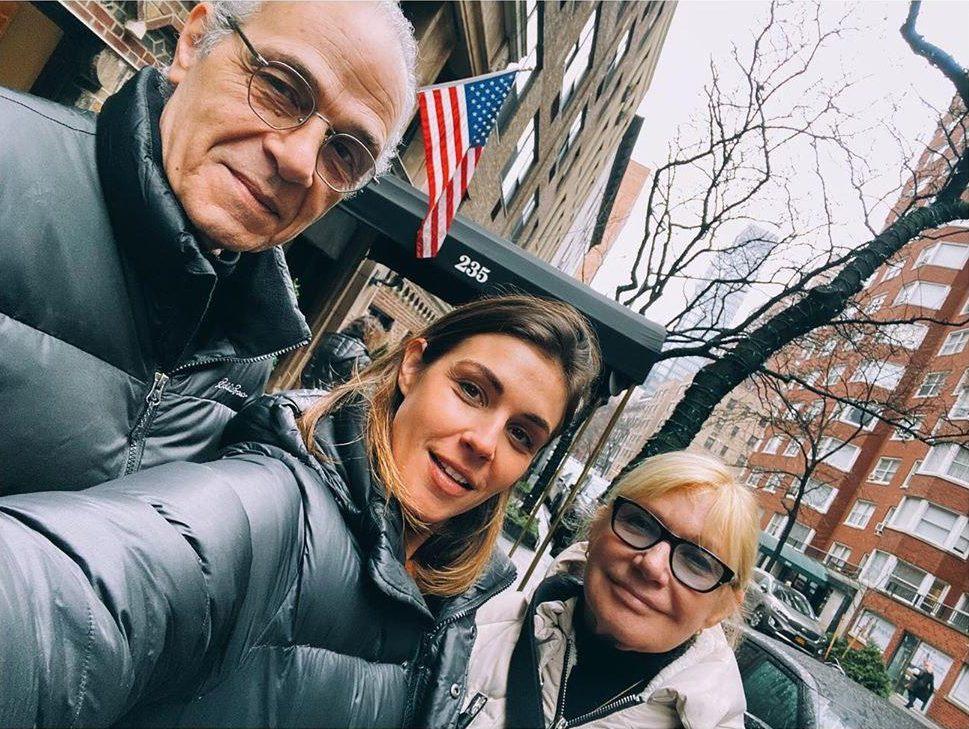 Lili Mirojnick family