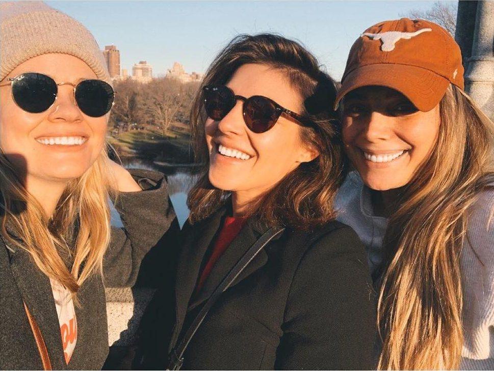 Lili Mirojnick friends
