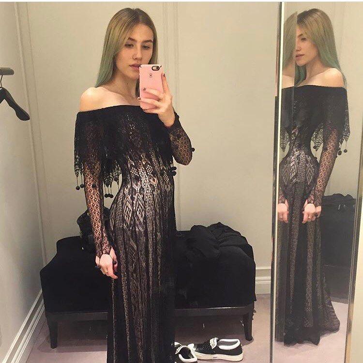 Sofia Hublitz body